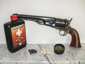 Percussions-Revolver Typ 1860 Army,