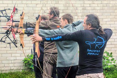 Bogensport im Schützenverein Hude