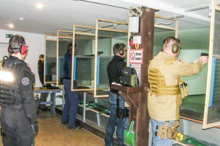 Reservisten-Schießen im Schützenverein Hude