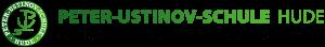 Logo der Peter-Ustinov-Schule Hude