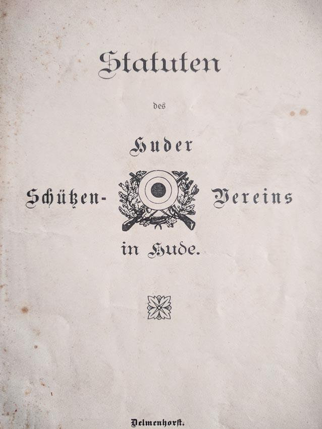 Statuten-Schuetzenverein-Hude