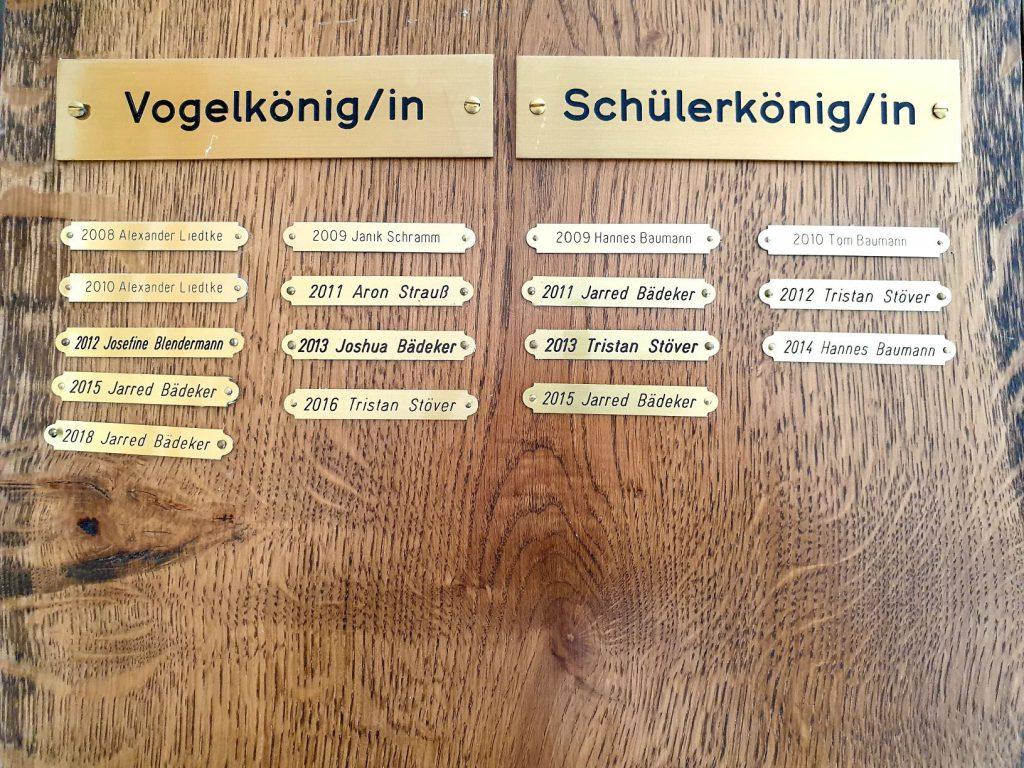 Vogel-Schuelerkoenige