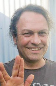 Bogenschütze Dennis Schmidt