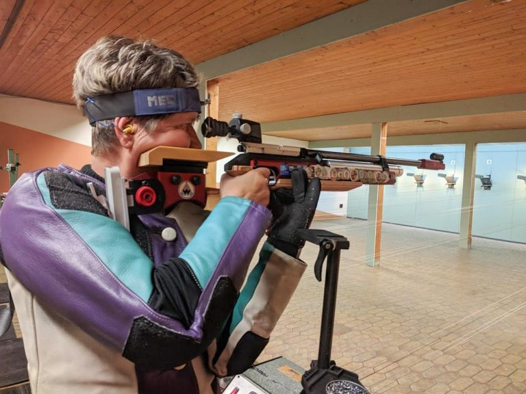 Schützenverein Hude Luftgewehr Marlies