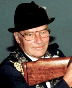Portrait Walter Hüttemeyer Schützenverein Hude